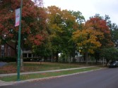 I miss the Fall at Drury. And all the other times.