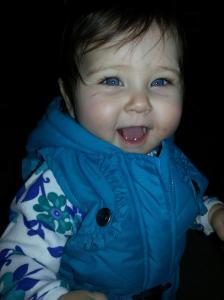 Annabelle, the loveliest baby
