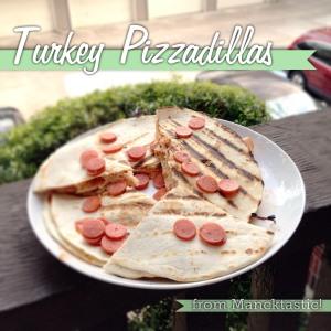 TurkeyPizzadillas
