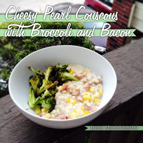 Cheesy-Pearl-Couscous-with-Broccoli-and-Bacon
