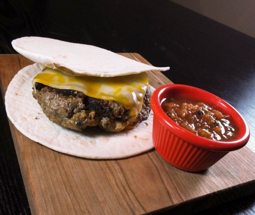 Taco Burgers from Mancktastic!