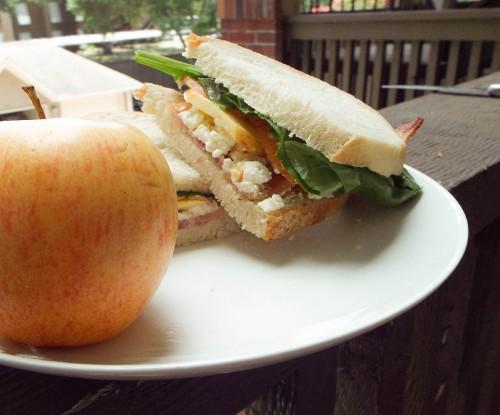 The FAB Sandwich from Mancktastic!