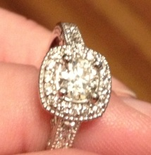 My brother proposed to Mindy!