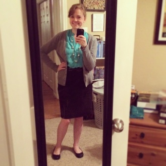 My first StitchFix top!